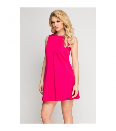 Sukienka kosmetyczna Vena Beauty amarant -221