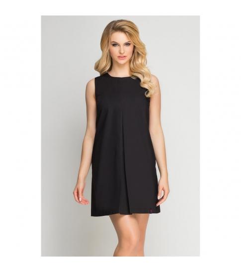 Sukienka kosmetyczna Vena Beauty czarna -223