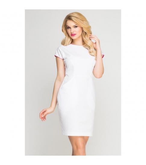 Sukienka kosmetyczna Vena Bianco -198