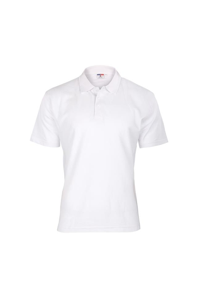 Koszulka Polo męska biała -88