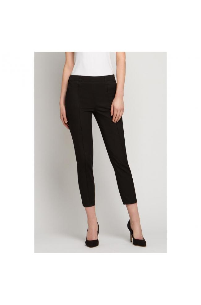Spodnie kosmetyczne Cygaretki czarne-255