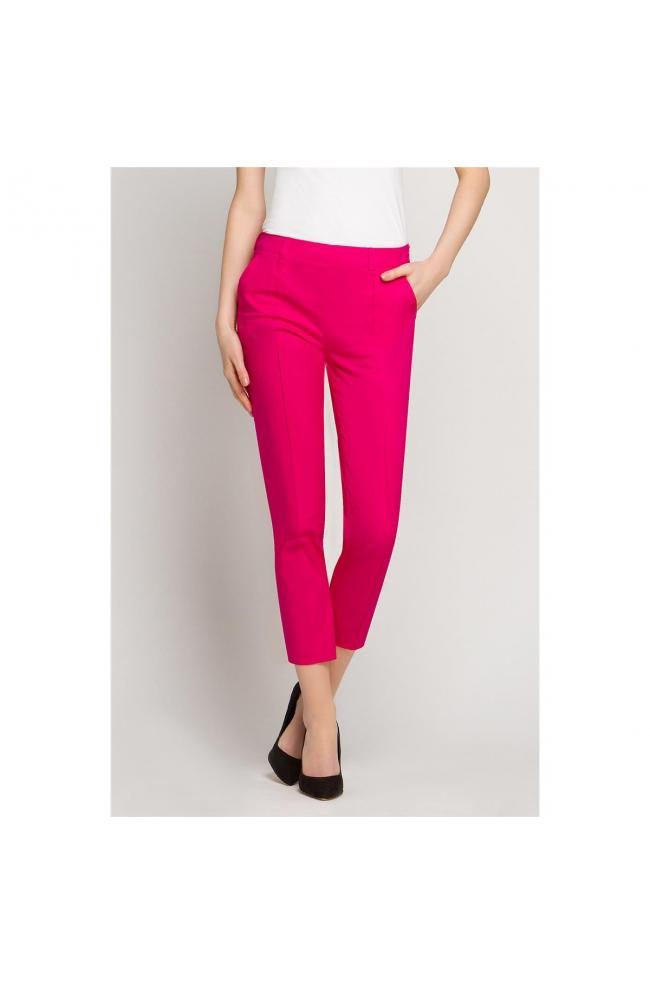 Spodnie kosmetyczne Cygaretki amarant-250