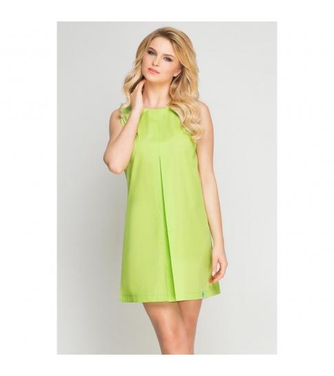 Sukienka kosmetyczna Vena Beauty limonka -224
