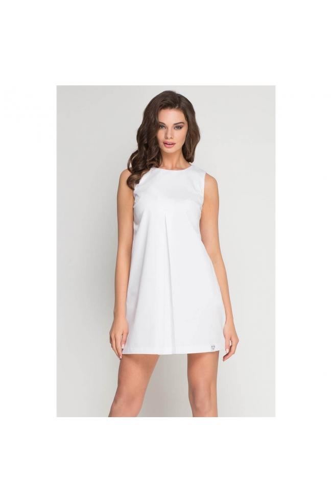 Sukienka kosmetyczna Vena Beauty biała -222