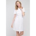 Sukienka medyczna Sportivo biała