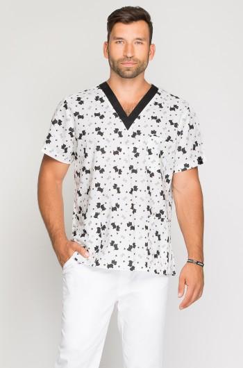 Bluza medyczna męska Terrier-276
